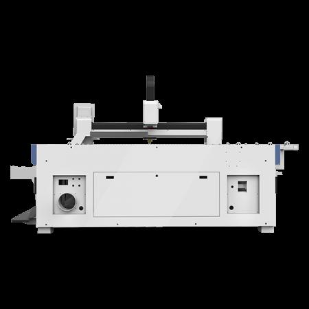 Изображение Волоконного лазера MetalTec 1530B вид сзади