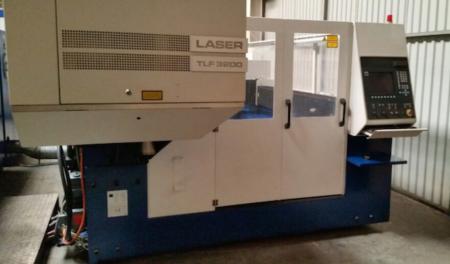 Laserschneiden Trumpf TruLaser 3030 - 3200W LA-072