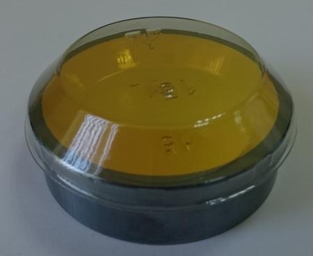"""Зеркало кремниевое - Umlenkspiegel Si D68x0,8"""" dick 129881-II-VI"""