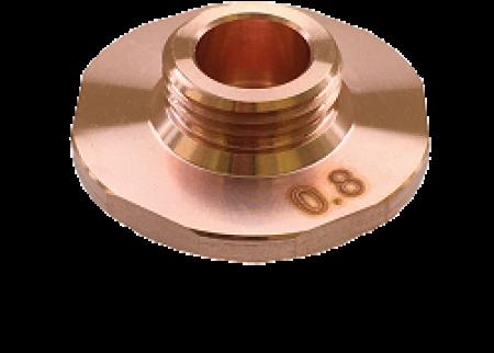 Дюза / Сопло EAA 0,8 мм 1324858 HG 10.060