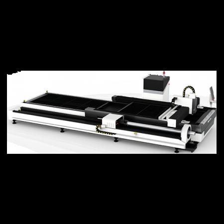 Оптоволоконный лазерный станок для резки металла MetalTec 1530ET