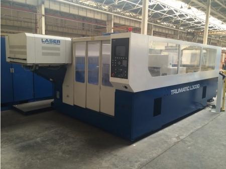 Laser Cutting TRUMPF Trumatic L 3030- 2600W LA-062