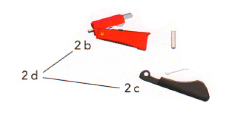 EX-5-313-018 Кнопка Пуска - Сменный Комплект