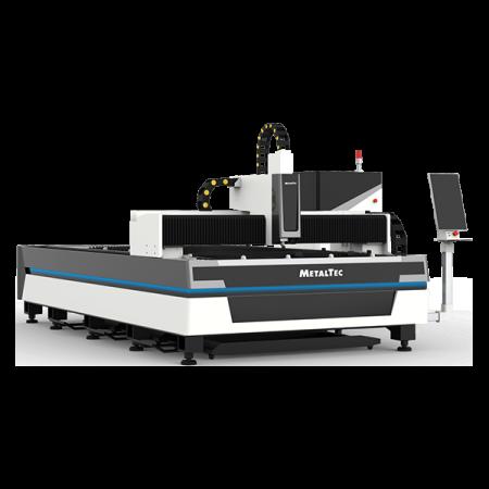 Оптоволоконный лазерный станок для резки металла MetalTec 1530H
