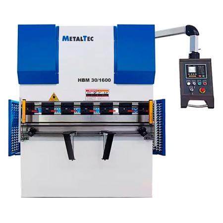 Изображение гидравлического листогибочного пресса MetalTec HBM 30/1600