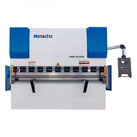 Изображение гидравлического листогибочного пресса MetalTec HBM 40/2500 E22