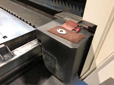 Лазерный станок Trumpf TruLaser 5030 6000W 2008г.