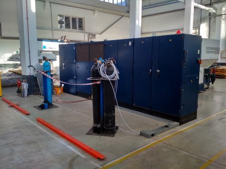 Лазерный станок Trumpf TruLaser 3030 2000W 2010г шкафы