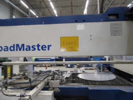 Опция погрузки листа LoadMaster для TruLaser 3030