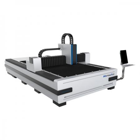 Изображение оптоволоконного лазерного станка для резки металла MetalTec 1530 BL