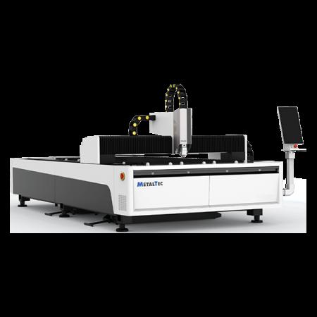 Изображение оптоволоконного лазерного станка 1530 S для резки металла MetalTec