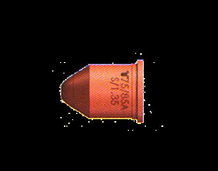 EX-5-409-009 Сопло 75/85A, 1.35мм, S