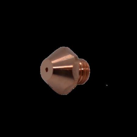 Изображение стандартных медных сопел для Tubematic