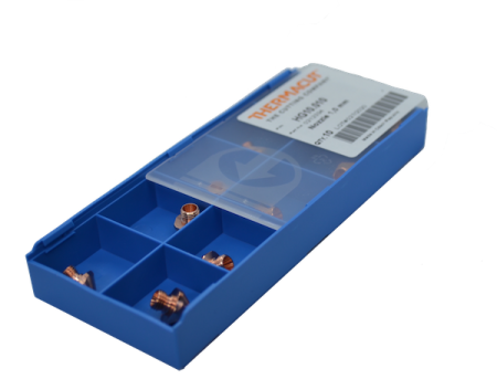 Изображение сопел для труборез упакованных с коробку 10шт