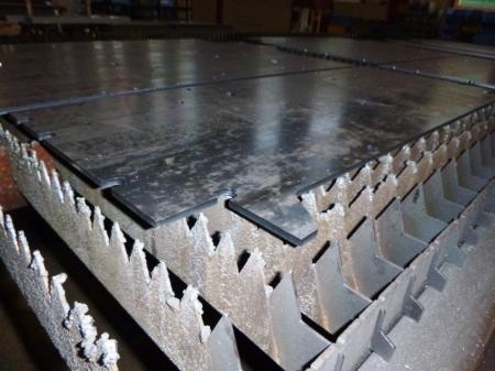 TRUMPF Trumatic L 6030 3200W качество деталей