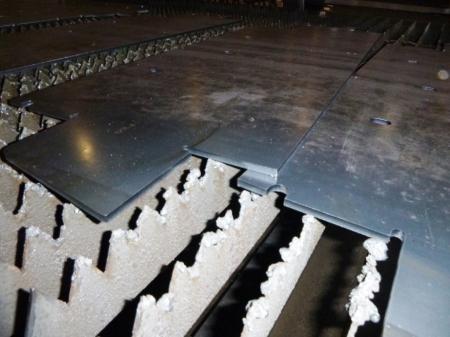 TRUMPF Trumatic L 6030 3200W качество реза