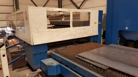 Laser Cutting TRUMPF TruLaser 3030 4000W + RotoLas LA-074