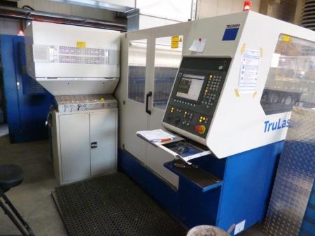 TruLaser 3030 4000W 2008