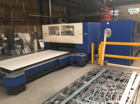 Laser Cutting TRUMPF Trumatic L 3030 4000W LM-3108