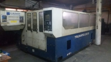 Laserschneiden TRUMPF Trumatic L 3030- 3000W LM-1806