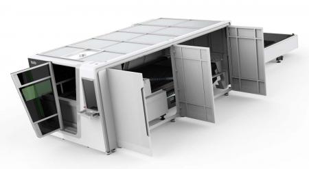 Лазер  Bodor Laser серии P3015  с волоконным источником IPG