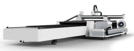 Лазерный станок BODOR серии E-T E3015T с волоконным лазером IPG
