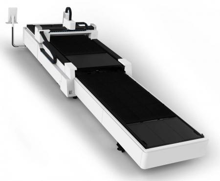Лазерный станок Bodor Laser серии E3015 - вид сзади