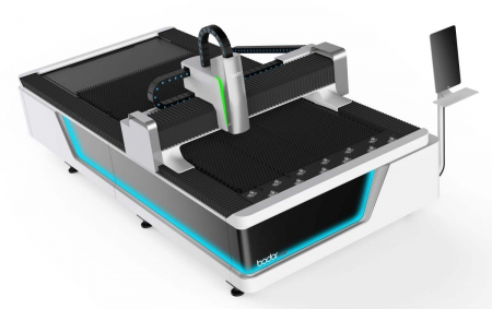 Лазерный станок Bodor Laser серии E3015  с волоконным лазером IPG