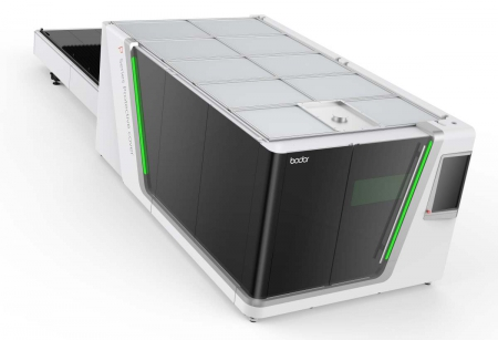 Лазерный станок Bodor Laser серии P3015  с волоконным лазером IPG