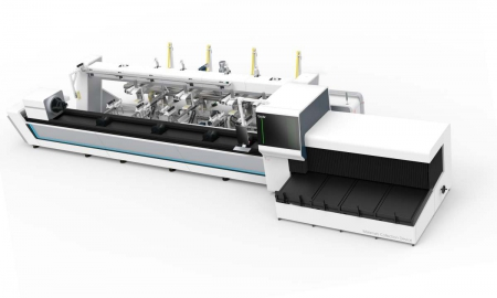 Лазерный станок для резки труб BODOR Laser T230A
