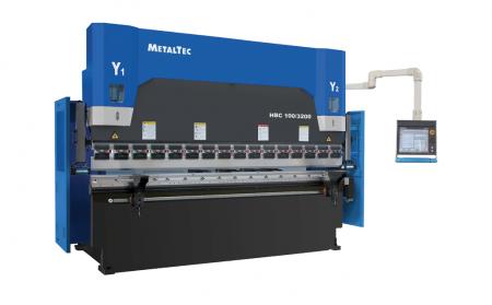 Изображение листогибочного станка MetalTec HBС 110т 2500мм
