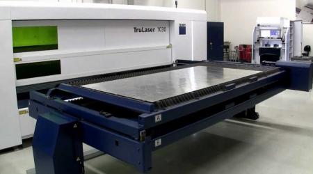 Лазерный станок Trumpf TruLaser 1030 Fiber 2014 LC-0615