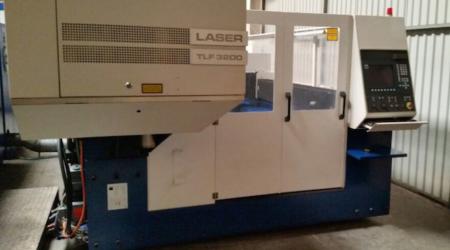 Лазерный станок Trumpf TruLaser 3030 - 3200W LA-072