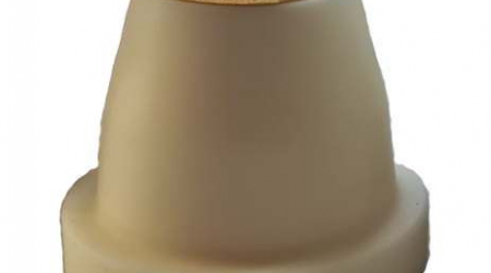 1349171Керамика держатель сопла / Ceramic Nozzle Holder M12 1755673