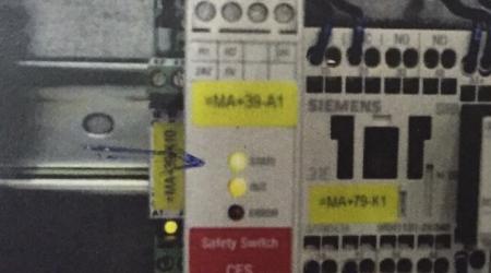 Controller CES-A-ABA-01B 1362035