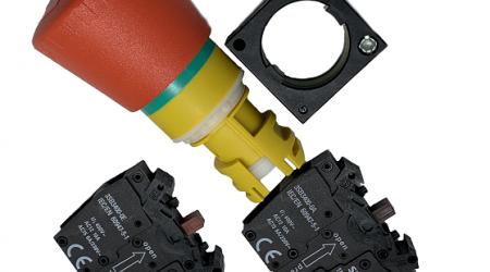 Комплект для ремонта кнопки аварийного останова 1486612