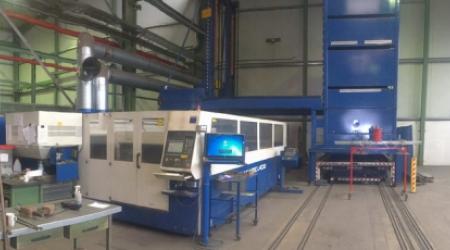 Лазерный станок TRUMPF Trumatic L 4030- 3200W
