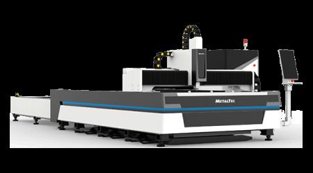 MetalTec 1530E Faserlaser-Metallschneidmaschine