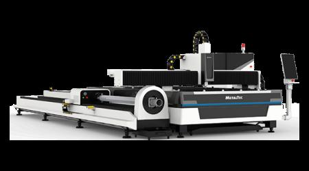 Faserlaserschneidmaschine MetalTec 1530ET