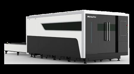 MetalTec 1530P Faserlaser-Metallschneidmaschine