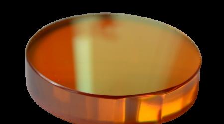 Objektiv ZnSe F = 250 mm (Ref. 1770805)