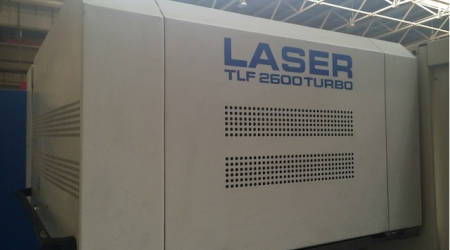 Trumpf Trumatic L3030 4000W 2000г