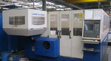 Лазерный станок TRUMPF Trumatic L 3030- 2000W