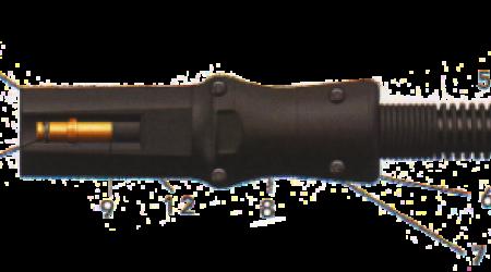 Кольцо Уплотнительное (установлено на штекере TCS) EX-0-325-009