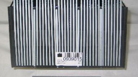 Gewellter Strahlengang B 939015T