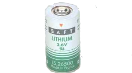 3.6V battery without cable 99156