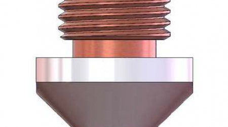 Nozzle / Nozzle ⌀1.0 mm M12 x 1HCP 1664545U-1.0