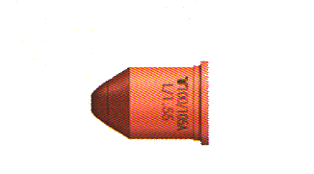 Düse 100 / 105A, 1,55 mm, L EX-5-410-010
