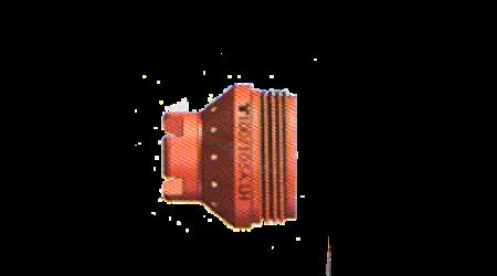 Handgeschnittenes Sieb 100 / 105A, L EX-5-420-018