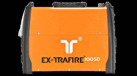 Источник плазменной резки EXTRAFIRE 100SD - вид сбоку